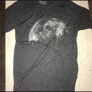 Other - Melting moon tshirt